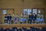 高校生徒会役員選挙立会演説会