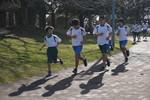 中学マラソン大会