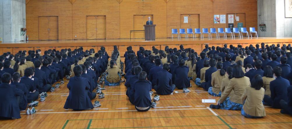 熊本マリスト学園高等学校