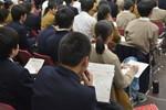 高1学年ディベート大会
