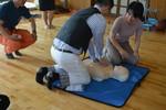 職員AED講習