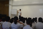 中学校内英語暗唱大会