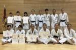 熊本県高等学校空手道新人大会