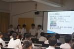 中学1・2年生 課題研究 発表会