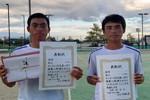 祝 優勝!! ソフトテニス部