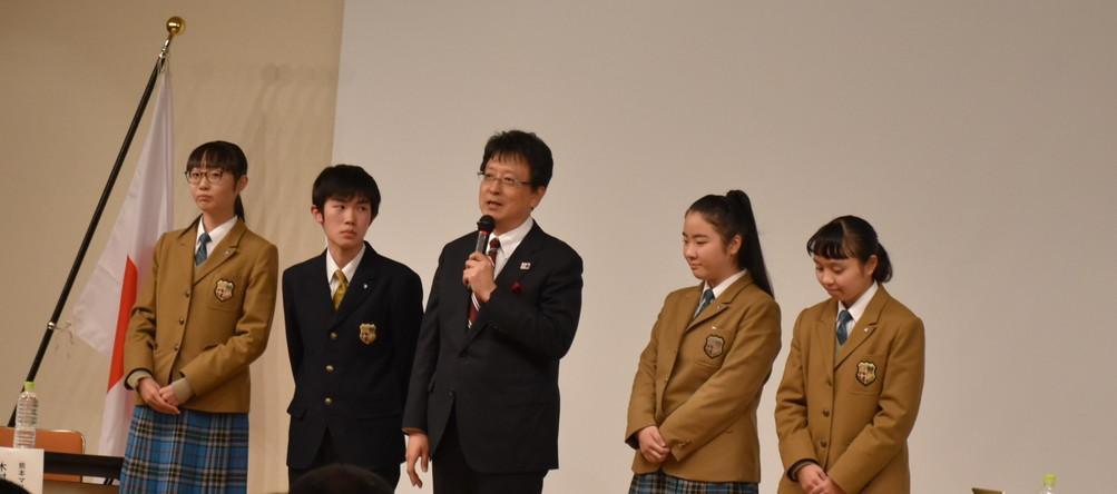 熊本青年会議所主催 市長ローカル・マニフェスト検証会