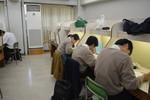 がんばれ受験生!! 高3放課後学習会