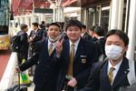 高校1年生 北海道へ!