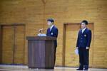 高校生徒会 立会演説会
