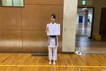 空手道 熊本県高等学校1・2年生大会 優勝!