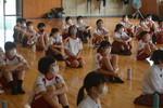 中学1年 演劇ワークショップ