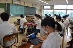 英語 ICTを使った授業